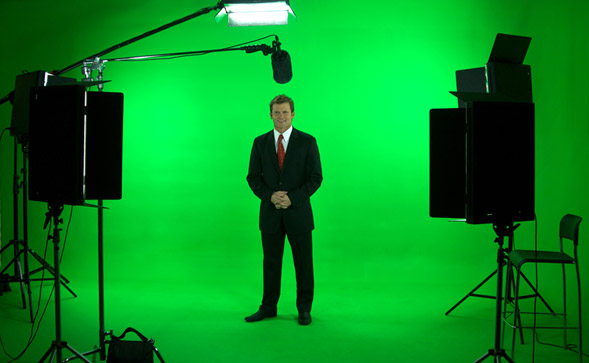 27partners 187 Video Production Green Screens